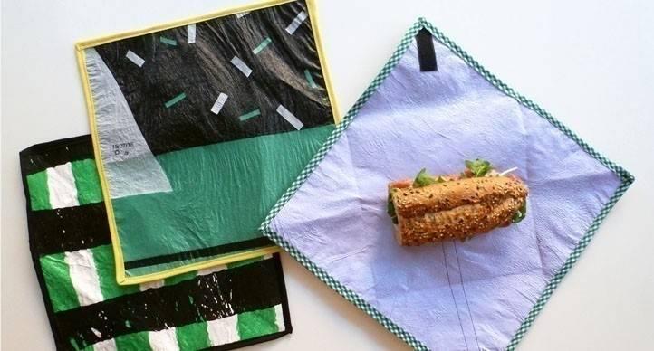 Aprende A Convierte Lunchera Termofusión En Una Y Plásticas Bolsas Hacer AR45Lj