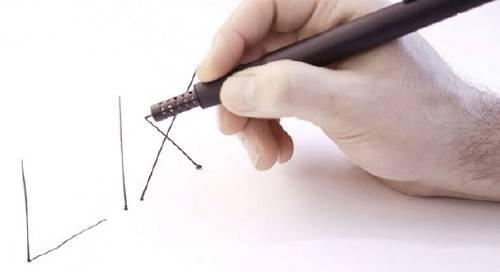 LIX: el primer lápiz para dibujar en el aire