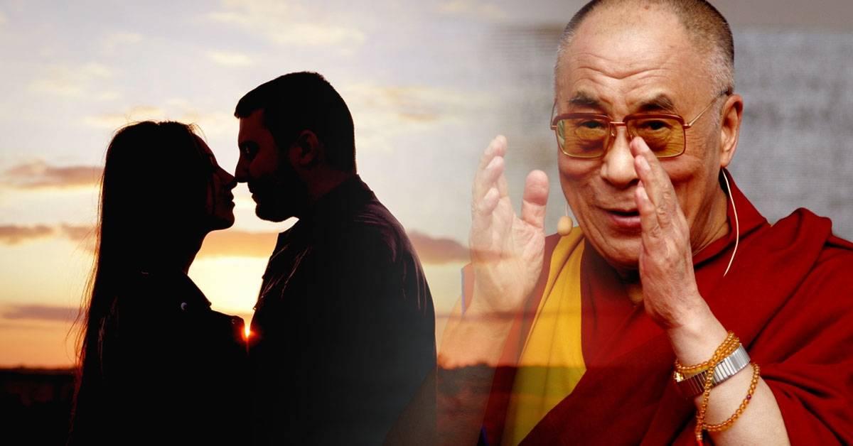 7 pasos hacia el amor según el Dalai Lama