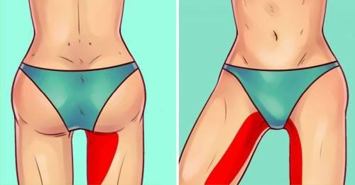 5 trucos para que la parte de adentro de las piernas luzca tonificada e incre