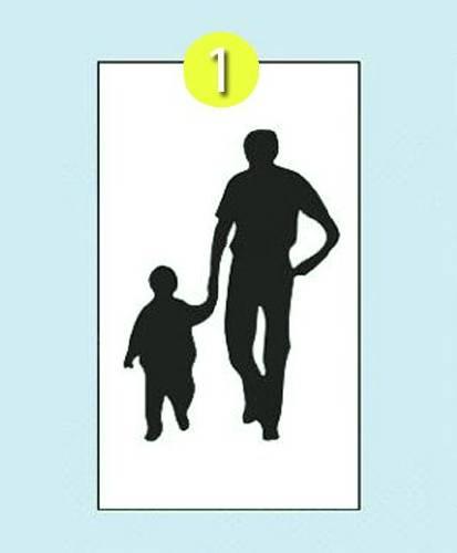 Test: ¿Puedes adivinar quién es el sospechoso de querer llevarse al niño?