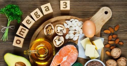 Cómo el Omega 3 reduce la obesidad