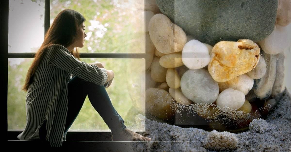 """""""Las Piedras Grandes"""": el inspirador relato que te hará reflexionar sobre los p"""