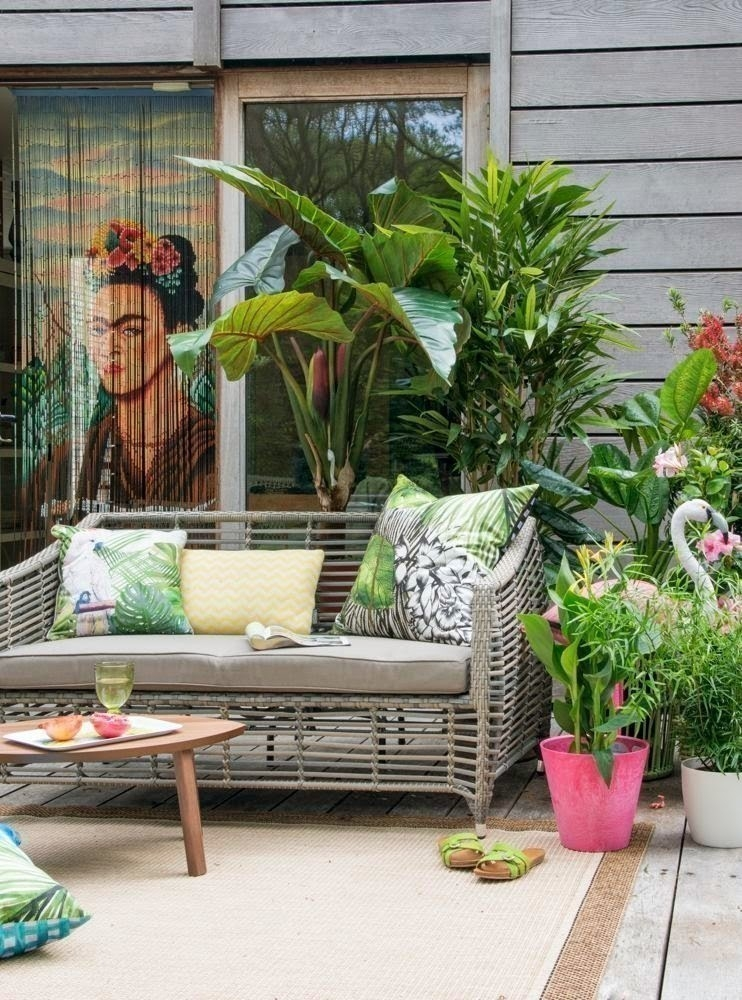 Como Decorar Con Estilo Tropical - Decorar-con-estilo
