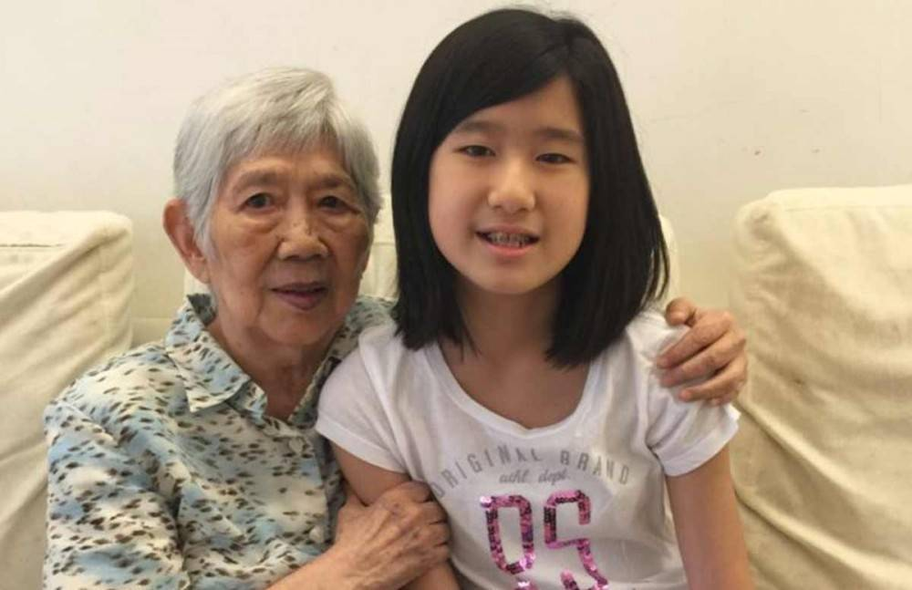El invento de una niña para que su abuela no se olvide de ella