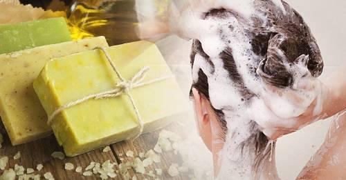 Así es como crear tu propio shampoo en barra 100% natural