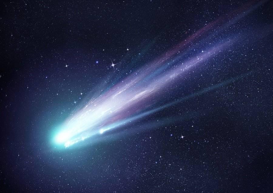 Encontraron un mineral extraterrestre que se pensaba que no existía en nuestro planeta