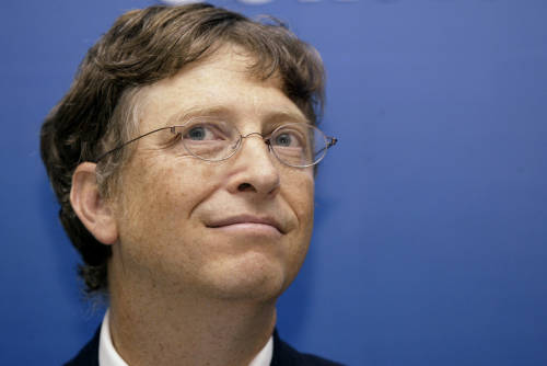 Carta para Bill Gates