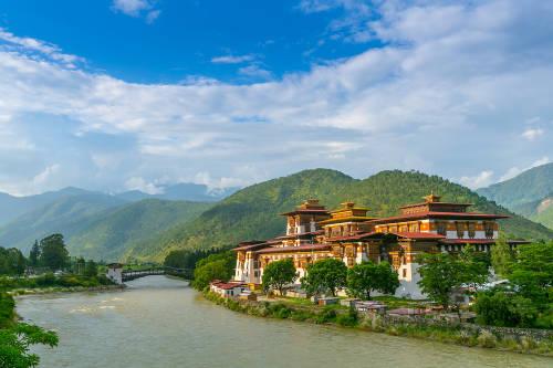 Bután: el reino budista libre de emisiones de carbono