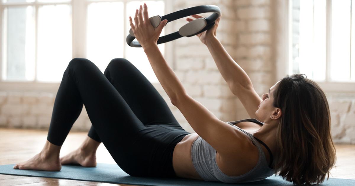 Ejercicios de pilates para abdomen y gluteos
