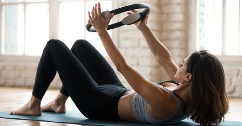 Ejercicios de pilates que puedes hacer en casa para fortalecer tu cuerpo
