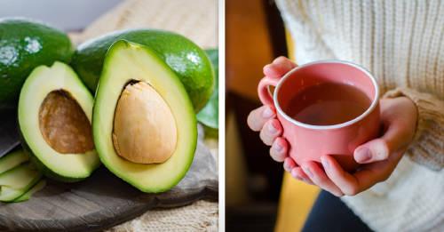 Cómo hacer té de hueso de aguacate, una bebida con maravillosos beneficios
