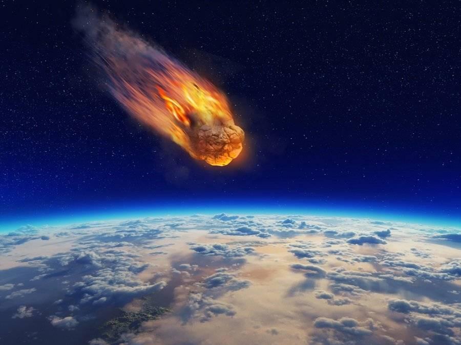 Hallan el cráter de uno de los meteoritos más grandes que impactaron el plan