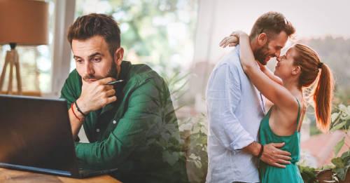 ¿Estresado? Imaginarte a tu pareja puede ser la mejor solución