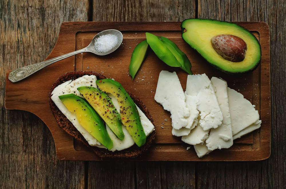 Una compañía holandesa creó el primer queso de aguacate