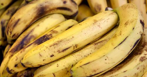 Una guía de colores para entender cuándo es mejor comer un plátano