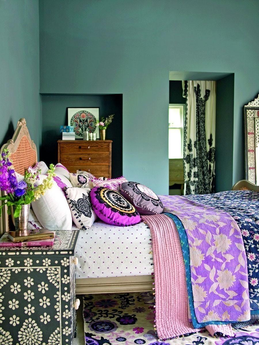 Ideas para decorar tu casa con estilo bohemio - Decorar casa estilo nordico ...