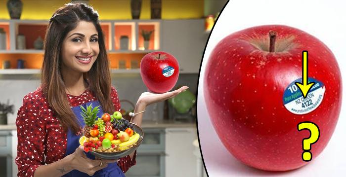 ¡Atención! Nunca compres frutas con etiquetas que empiezan por este número