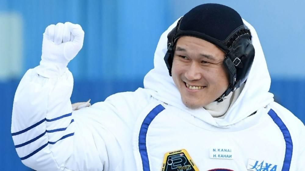 Este astronauta japonés viajó al espacio y creció 9 centímetros