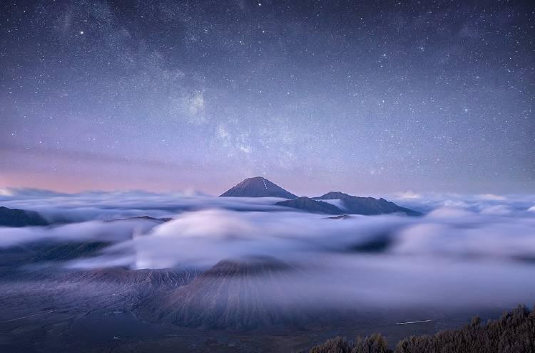 \\\'Cosmic Clouds\\\' por @donaldhyip (Australia)