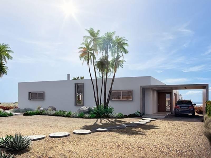 Casas sustentables listas para habitar