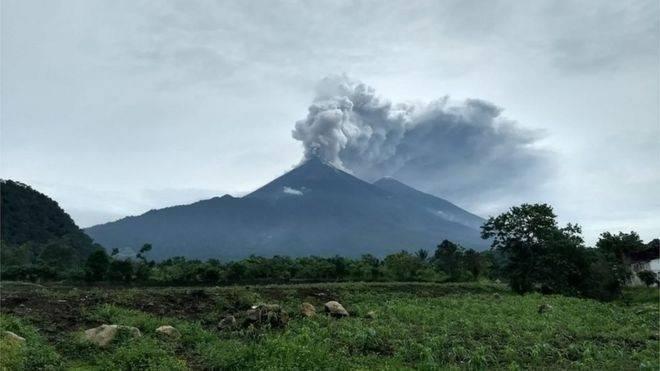 Guatemala en emergencia por la erupción del Volcán de Fuego: ¿qué tan preo..