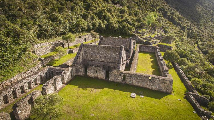 Parque Arqueológico de Choquequirao