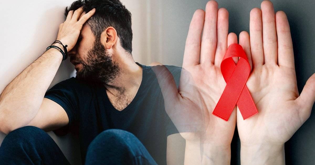 """""""La primera vez que tuve relaciones sexuales contraje VIH"""": el joven que guardó"""