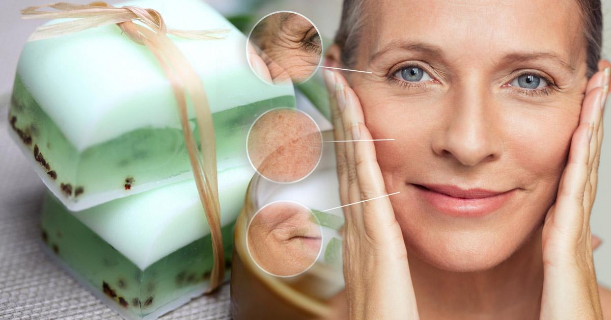 Beneficios del jabon de aloe vera en la cara