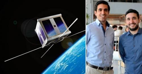 2 latinoamericanos diseñan pequeños satélites para explorar el espacio exte..