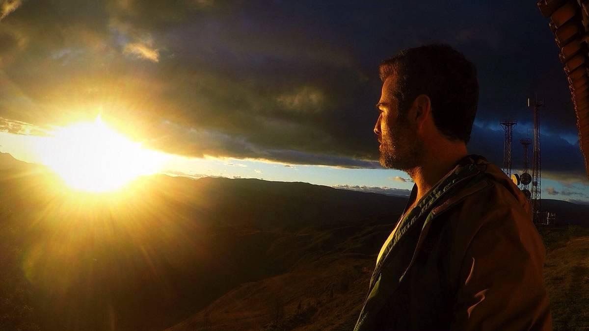 Juntos x la Tierra: el nuevo viaje de Roberto Manrique, solo y sin dinero