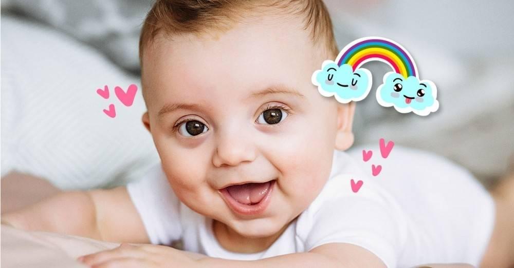 Ellos son los bebés arcoíris y este es su mensaje de esperanza