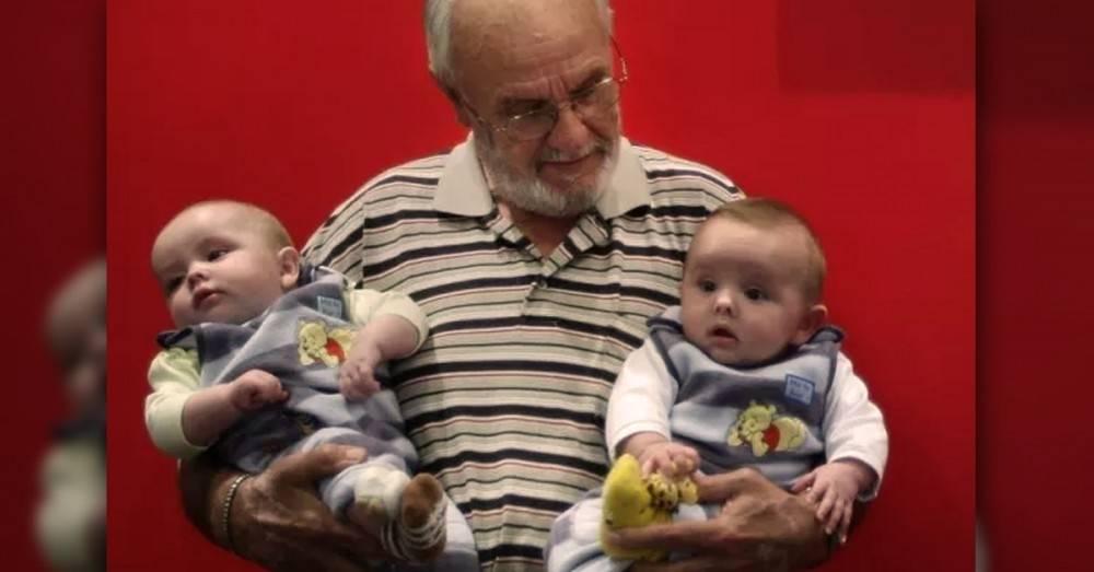 Este hombre salvó la vida de 2,4 millones de bebés... Y no es médico ni nad..