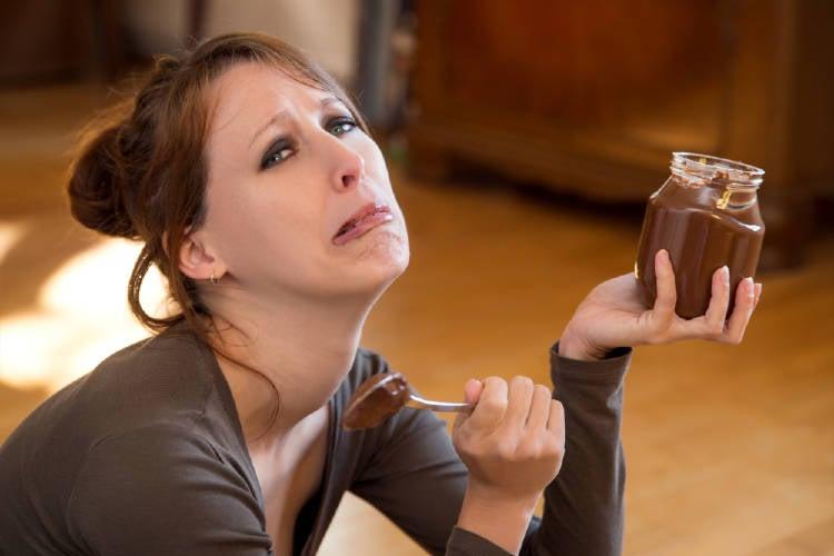 ¿Por qué comemos chocolates cuando estamos tristes?