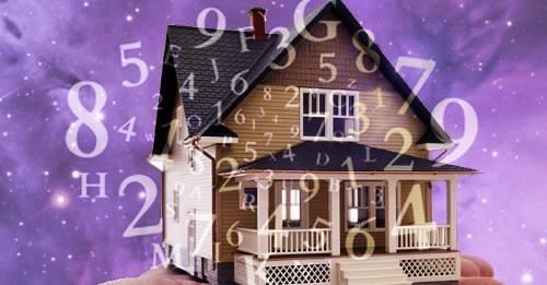 Qué energía tiene tu casa según los dígitos de tu dirección