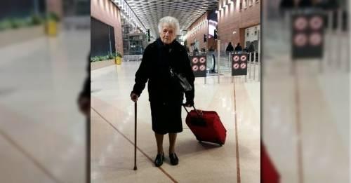 Tiene 93 años y emprendió un viaje a Kenia con el mejor de los planes