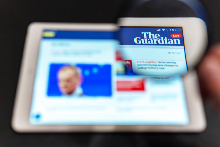 noticias celular the guardian