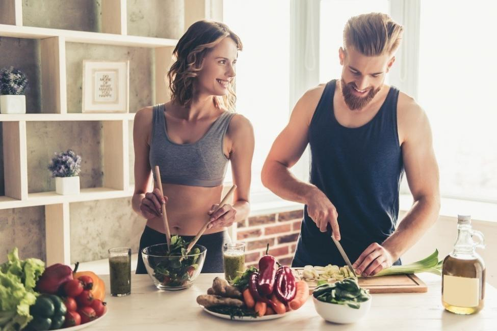 El ejercicio no compensa una mala dieta