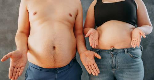 Qué impacto tiene el exceso de peso en las relaciones íntimas