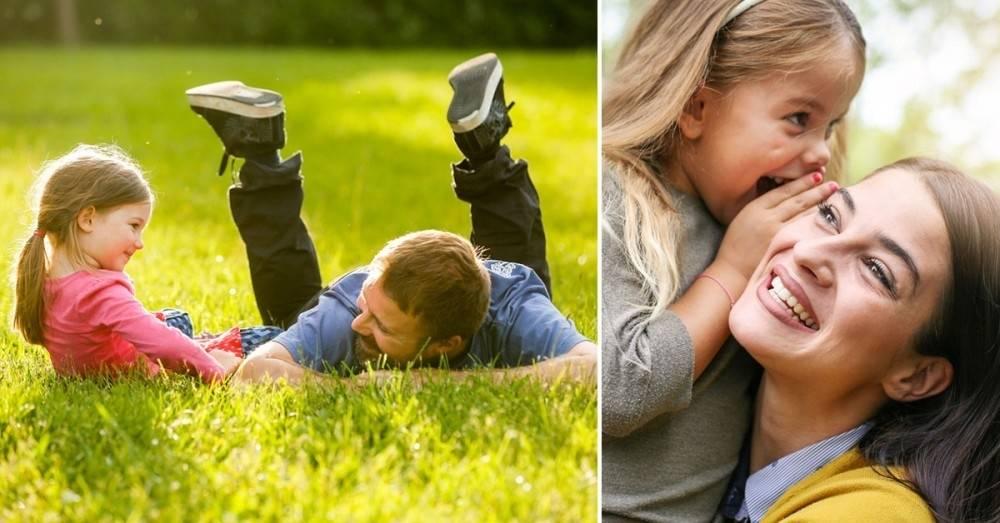 Si tus hijos dicen estas 6 frases es porque estás haciendo las cosas bien