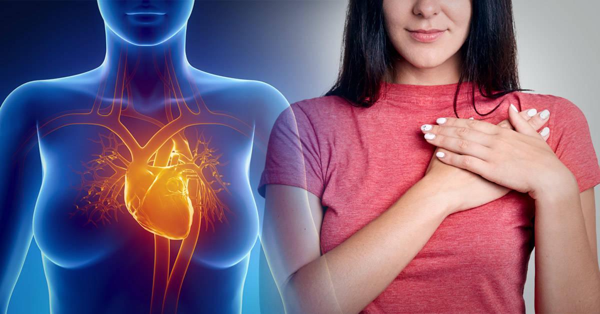 7 claves para cuidar tu corazón si eres mujer