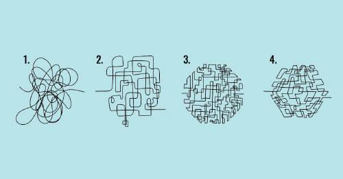 Test: elige un dibujo y conoce qué es lo que otros no se animan a decirte