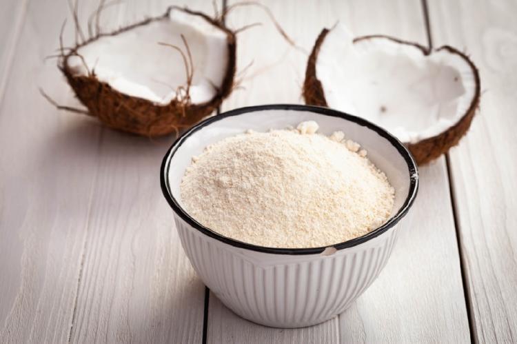 Propiedades de la harina de coco