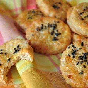 Galletitas de jamón y queso