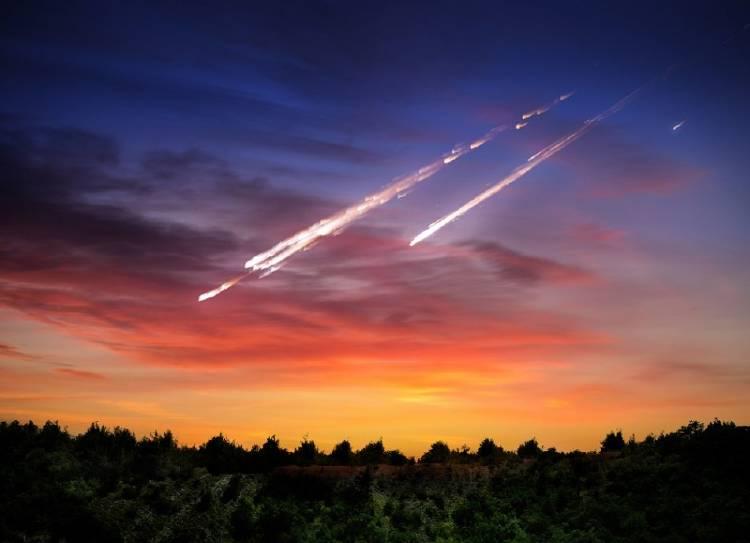 meteorito meteoro