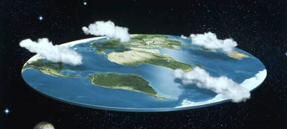 Todavía hay defensores de la Tierra plana y estos son sus extraños argumentos