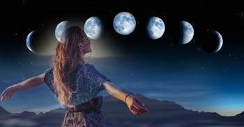 Qué puedes hacer para aprovechar al máximo los beneficios de cada fase lunar