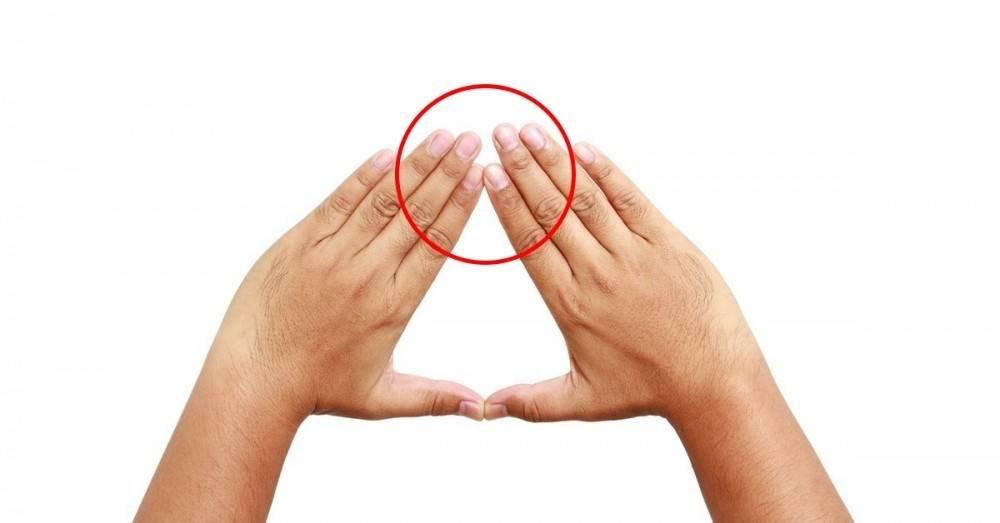 La forma de tus dedos podría indicar algunas cosas sobre tu salud