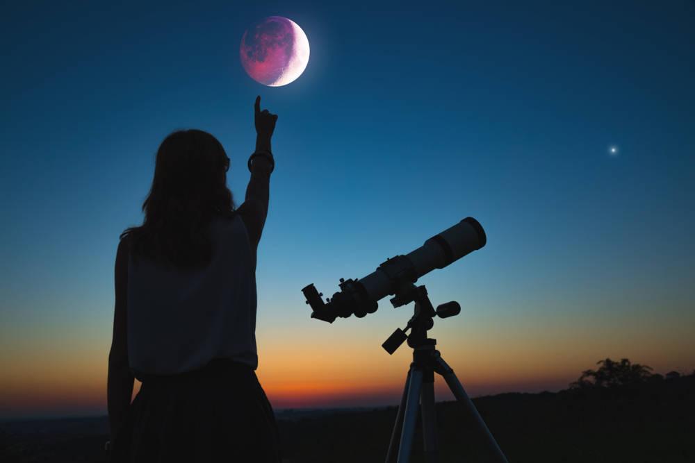 Cómo aprovechar la energía que traerá el eclipse de luna