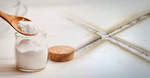 3 soluciones naturales para limpiar la junta de los azulejos